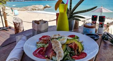 Activité du Restaurant La Bohemia sur Lamai Beach a Koh Samui